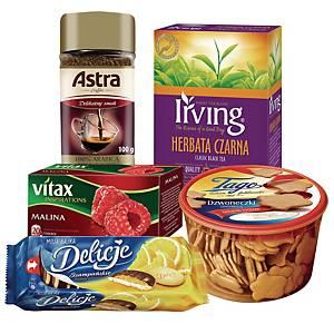 Pakiet startowy artykułów spożywczych