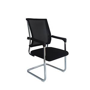 Artrich Art-V230M Mesh Medium Back Visitor Chair