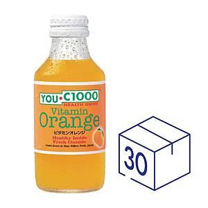 YOU.C1000 維他命香橙健康飲品140毫升 - 30支裝