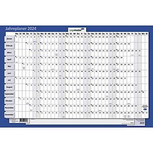 Jahresplaner 2020 Legamaster 4201, 12 Monate / 1 Seite, 90 x 60cm, Folie