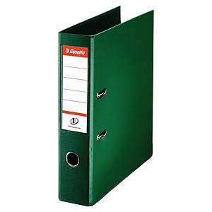 ESSELTE L/ARCH PP 75MM GREEN 81136