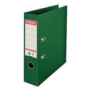 Esselte No.1 Power Green A4 Lever Arch File