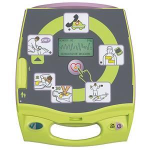 Defibrillatore AED Plus 5100-3000, Display ECG, manuale in italiano