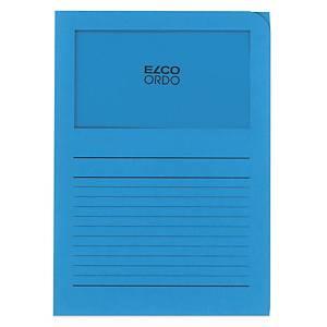 Dossier d organisation Elco Ordo Classico 29489, impr., bleu vif,100unités