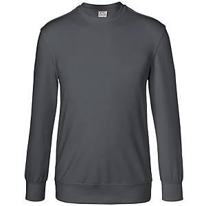 Sweatshirt Kübler 5023 6330-97, Größe: 6XL, anthrazit