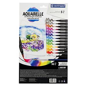 Centropen AQUARELLE SET 9383 kreativní sada