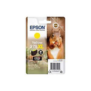 EPSON Tintenpatrone 378XL yellow T379440 XP-8500/8505/15000 830 Seiten