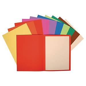 Chartek Exacompta Forever, assorterede farver, pakke a 100 stk.