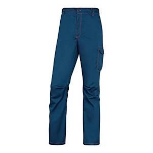 Spodnie DELTA PLUS Panostrpa, granatowo-pomarańczowe, rozmiar M