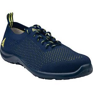 DELTAPLUS SUMMER munkavédelmi cipő, S1P SRC, méret 42, kék