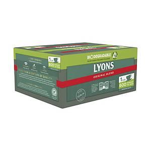 Lyons Tea Bags - Box Of 600