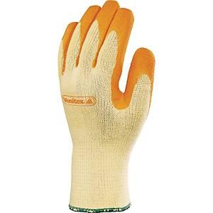 Deltaplus VE730 multifunctionele handschoenen latex gecoat, maat 11, per 12 paar