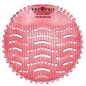 Fre Pro Wave 2 Pissoir und Urinal Einsatz parfumiert Kiwi & Grapefruit, 2 Stück