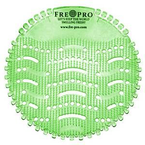 Fre Pro Wave 2 Pissoir und Urinal Einsatz parfumiert Gurke & Melone, 2 Stück
