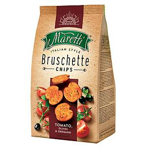 Bruschetta Maretti, paradicsom & oliva & oregánó, 70 g