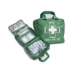 First aid travel pouch 70-pieces