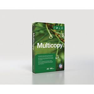 Multifunktionspapir MultiCopy Original, A3, 100 g, pakke a 500 ark