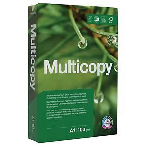 Kopierpapier Multicopy A4, 100 g/m2, weiss, Pack à 500 Blatt