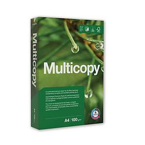 Multifunksjonspapir MultiCopy Original A4 100 g, pakke à 500 ark