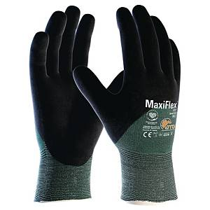 Guanti protezione al taglio ATG MaxiFlex® Cut™ 34-8753 in nitrile tg 7