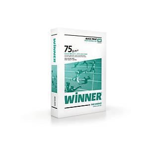 Carta bianca Winner Paper Office A4 75 g/mq - risma 500 fogli