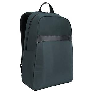 Targus Geolite Essential rugzak, voor laptop 15,6 inch, donkergroen