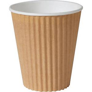 Triple wall cup Ecoecho® 35cl - pack of 30