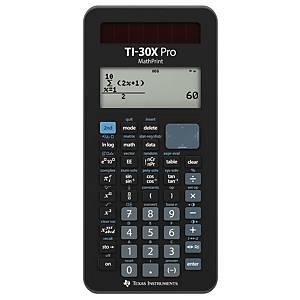 Texas Instruments TI-30X Pro MathPrint scientific calculator