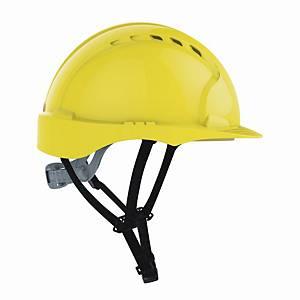 Schutzhelm JSP, AJF250-000, Linesman, HDPE, gelb