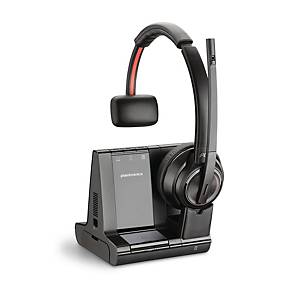 Headset Plantronics Savi W8210/M Mono, trådløs