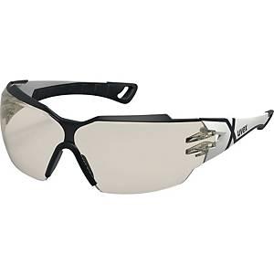 Schutzbrille uvex 9198.064 Pheos CX2, Polycarbonat, getönt