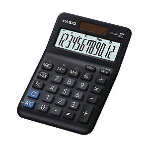 CASIO MS-20F Desktop Calculator 12 Digits