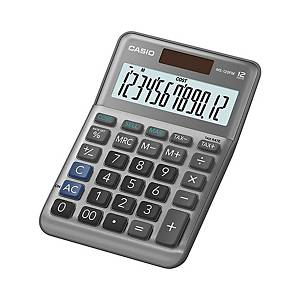 CASIO Ms-120Fm Desktop Calculator 12 Digits