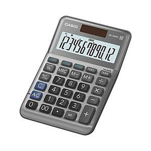 CASIO เครื่องคิดเลขชนิดตั้งโต๊ะ MS-120FM 12 หลัก