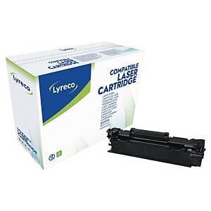 Toner laser Lyreco compatível com HP 79A - CF279A - preto