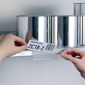 /Porta etichetta adesiva Durable Scanfix in PPL 200 x 40 mm - conf. 5
