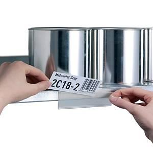 /Porta etichetta adesiva Durable Scanfix in PPL 200 x 40 mm - conf. 50