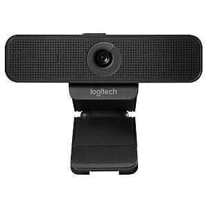 Webcam Logitech C925E, 1080p, 1.2 zoom numérique