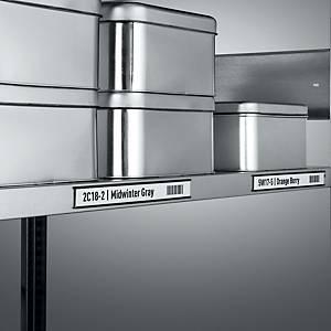 /Porta etichetta magnetica Durable con profilo a C 200 x 30 mm - conf. 5
