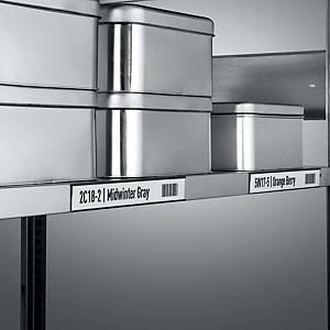 /Porta etichetta magnetica Durable con profilo a C 200 x 40 mm - conf. 50