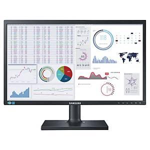 Ecran PC Samsung S22E450DW - LED - Ultra HD - 22