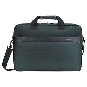 Sac Targus Geolite Essential pour ordinateur portable 15,6 pouces, vert foncé