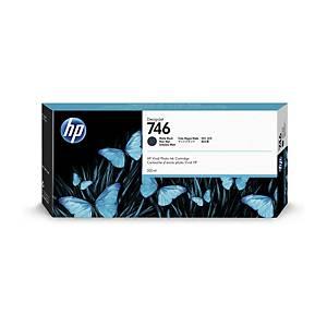 HP 746 Designjet Ink Cartridge Black (P2V83A)