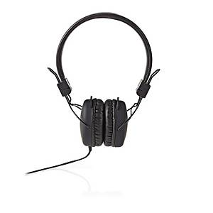 Headset Nedis Streetline, sort