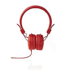 Headset Nedis Streetline, rød