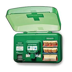 Plasterautomat Cederroth Wound Care Dispenser