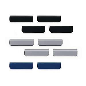 Durable Durafix mágneses jegyzettártó klip, 60 mm, vegyes szín, 10 db/csom