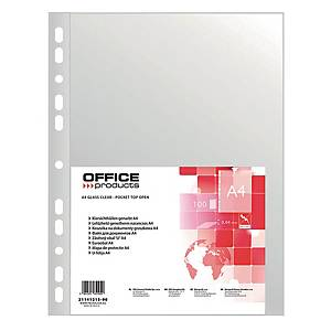 PK100 OFFICE PRODUCTS P/POCK A4 40MI