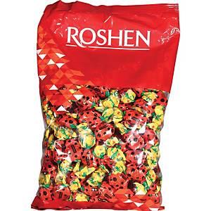 Roshen Crazy Bee želé cukríky, ovocné lienky, 1 kg