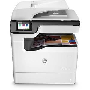 Imprimante à jet d'encre HP PageWide Pro MFP774dn